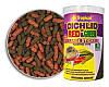 Tropical Cichlid Red & Green Large sticks 10л/3кг -  корм для кормления аквариумных рыб