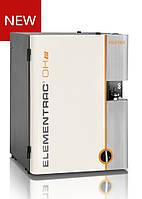 Анализатор кислорода и водорода ELEMENTRAC OH-p