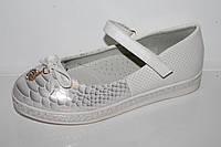 Школьная нарядная обувь оптом. Туфли для девочек от фирмы Tom.m 1028C (8пар 32-37)