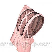 Маска лицевая, европейского образца лен-габардин, фото 2