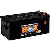 Аккумулятор ENERGY BOX 12v, 190ah, 1100А