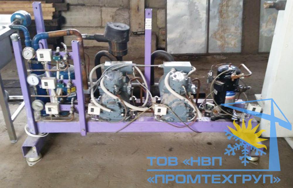Холодильная установка б/у COPELAND D2SK1-65X-EWL (62.6 m3/h)