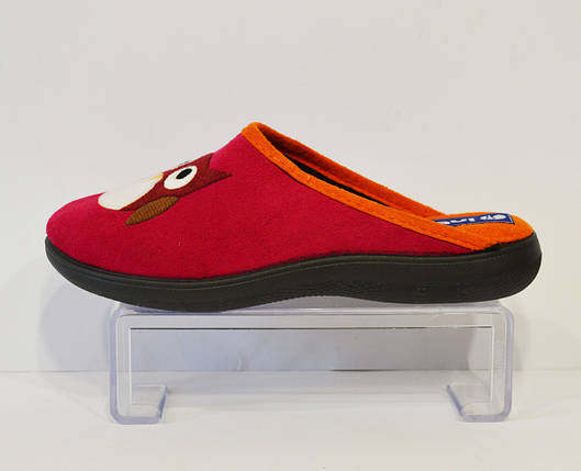 Красные женские тапочки Inblu , фото 2
