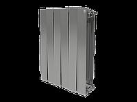 Радиатор биметалл. Royal Thermo PianoForte 500/Silver Satin - 4 секц.