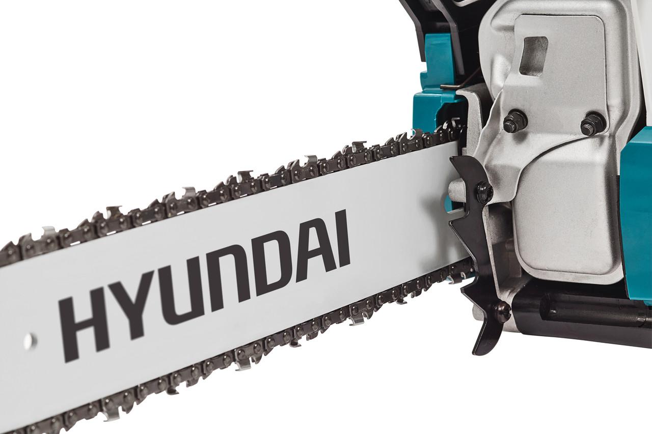 Бензопила цепная Hyundai X 360 3