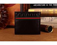 Мужское портмоне в стиле Gucci (306790) brown, фото 1