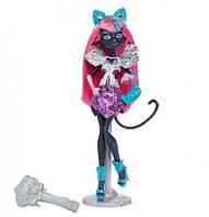 Кукла Кэтти Нуар, серия Интриги большого города из м/ф Буу-Йорк, Буу-Йорк Monster High, Mattel