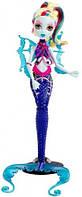 Кукла  Лагуна Блю, (Great Scarrier Reef Glowsome Ghoulfish Lagoona Blue), Monster High, Mattel