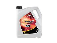Низковязкое моторное масло S-OIL DRAGON SN 0W20