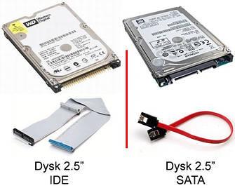 Жесткие диски (HDD) для Ноутбуков 2,5''
