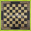 Шахматы «Римляни» Marinakis, 28x28 см., фото 3