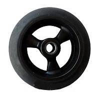 Колесо заднее черное 80мм для самоката Micro Mini Sporty