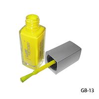 Клей-краска для тела с кисточкой. GB-13
