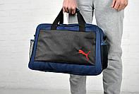 Стильная, модная дорожная сумка Puma/ Пума / спортивная