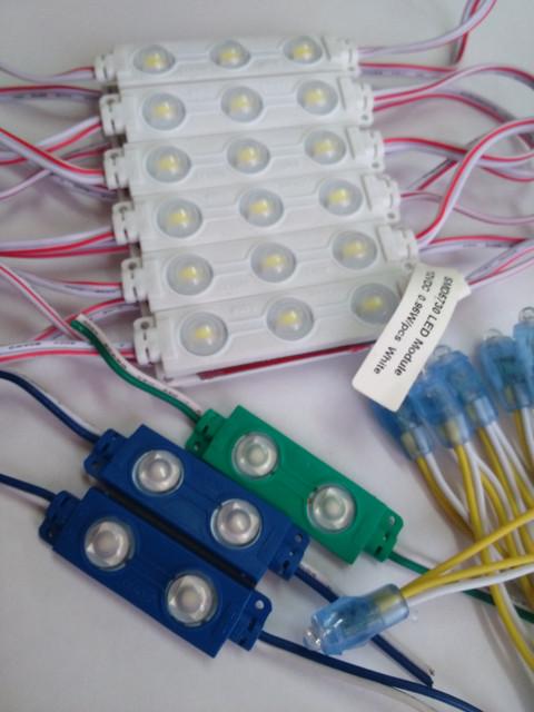 Светодиодные Модули (Подсветка рекламных конструкций)