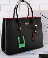 Женская сумка в стиле PRADA CUIR DOUBLE BAG (6931), фото 1