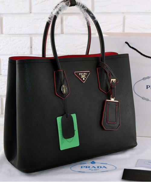 9dccacc5c090 Женская сумка PRADA CUIR DOUBLE BAG (6931) - Интернет-магазин VipSymki в  Киеве