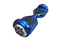 Smart Balance Wheel мини сигвей 6.5 хром(синий)