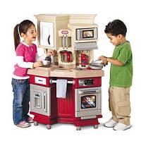 Интерактивная детская кухня Little tikes Master Chef exclusive 484377 614873