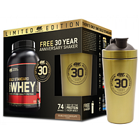Gold Standard 100% Whey Limited Edition (2270g) + Шейкер