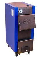 Котлы твердотопливные ТМ Экватор серии Эконом 12 кВт+регулятор тяги в подарок