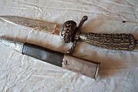 Охотничий кинжал Хиршфангер  перв. пол ХХ-го века, Германия