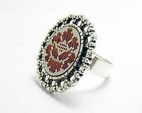 Кольцо женское цветок, купить