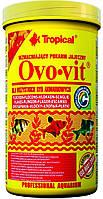 Tropical Ovo-vit 21л- корм для подрастающих рыбок.