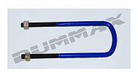 Стремянка рессоры с гайкой M14 на Renault Master II 98->2010 — BMT (Украина) - BMT00467 W/N