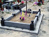 Оградки для памятников