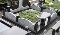 Ограды из камня могильные