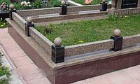 Оградки на могилу