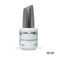 Ультра-белый гель для французского маникюра. GF-01