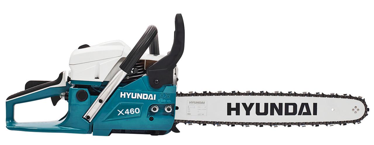 Бензопила цепная Hyundai X 460 3