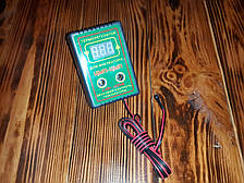 Цифровий Терморегулятор ціп-Ціп розетковий 10А (-55...+125)