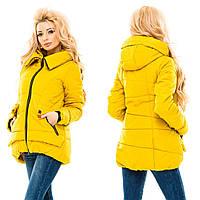 Куртка зимняя короткая, размер  S, M, L, XL код 756А