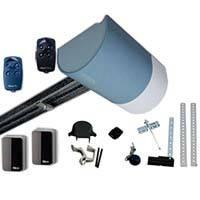 Автоматика NICE SHEL50 KCE  для гаражных ворот