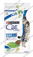 Сухой корм Purina Cat Chow 3in1 15кг