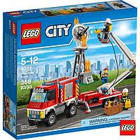 LEGO 60111 City Пожежний автомобіль (Lego City 600111 Пожарный грузовик LEGO City Fire Utility Truck 60111)