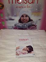 Электропростынь двухспальная Melsan Comfort MP 101 04 140х160 cм; 2x60W; два пульта, Турция