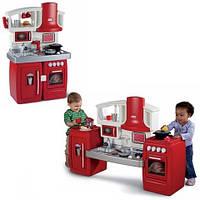 Интерактивная детская кухня красная Little Tikes (626012)