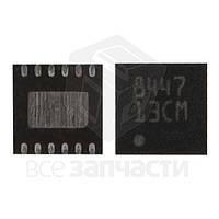 Микросхема управления зарядкой и USB 13CM UDFN 12pin для мобильных телефонов Samsung I8750 Ativ S