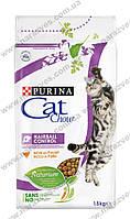 Сухой корм Purina Cat Chow Hairball 1,5кг