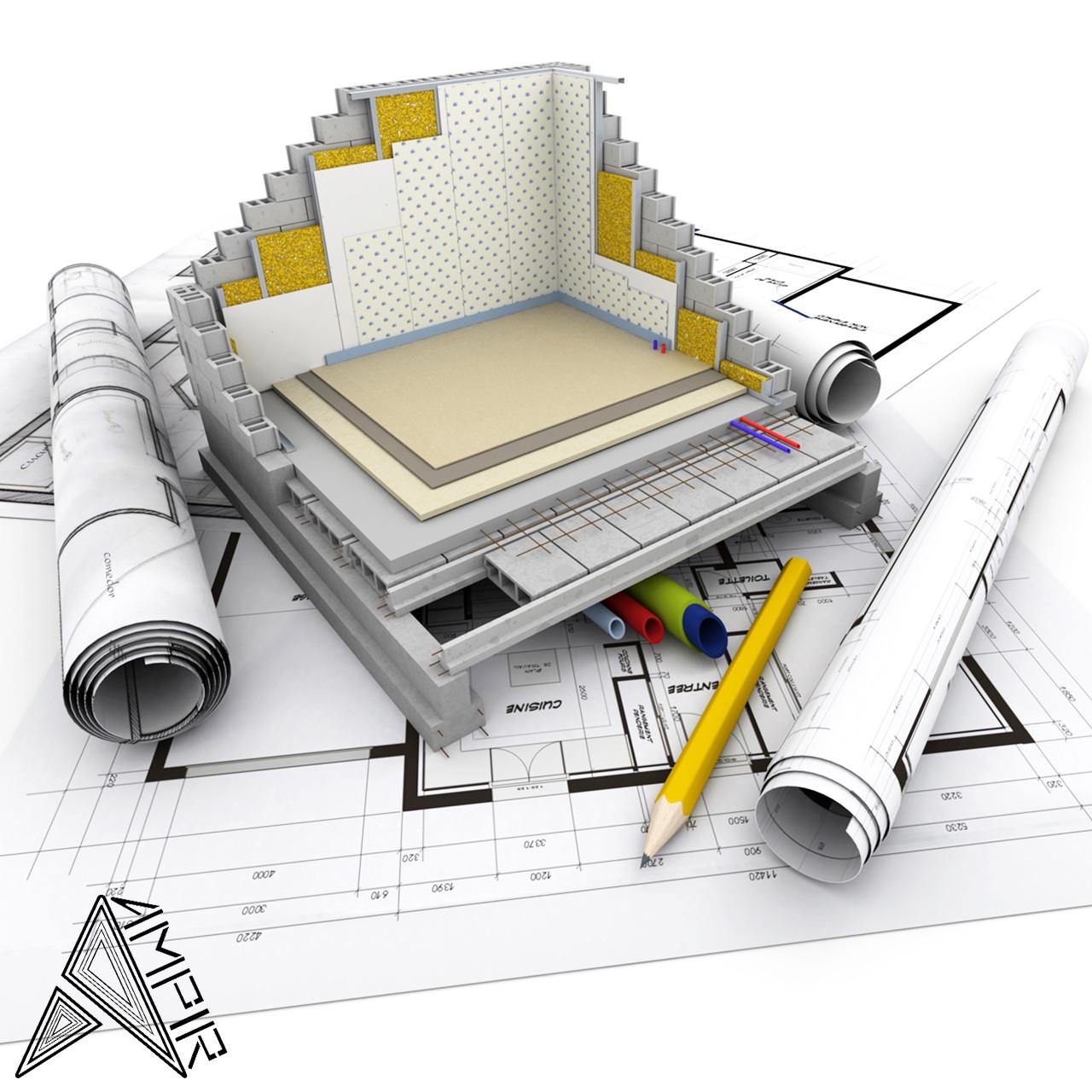"""Теплотехнический расчет многослойной конструкции """"теплой"""" стены - Архитектурно-проектная компания Ampir в Одессе"""