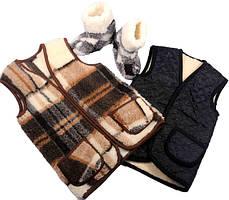 Карпатская одежда из овечьей шерсти