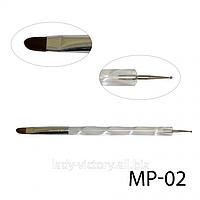 Дотс для рисования с кисточкой     MP-02