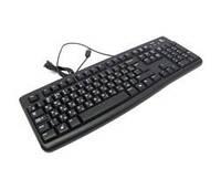 Клавиатура Logitech K120 рус. раскл. USB