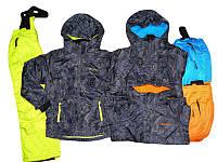 Костюм лыжный для мальчика, Glostory, размеры 134/140-170р., арт. BXT-6859