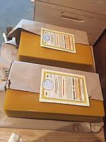 Вощина на 300 рамку, фото 2