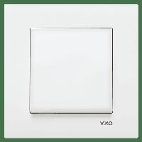 Выключатель белый Viko (Вико) Karre (90960001)